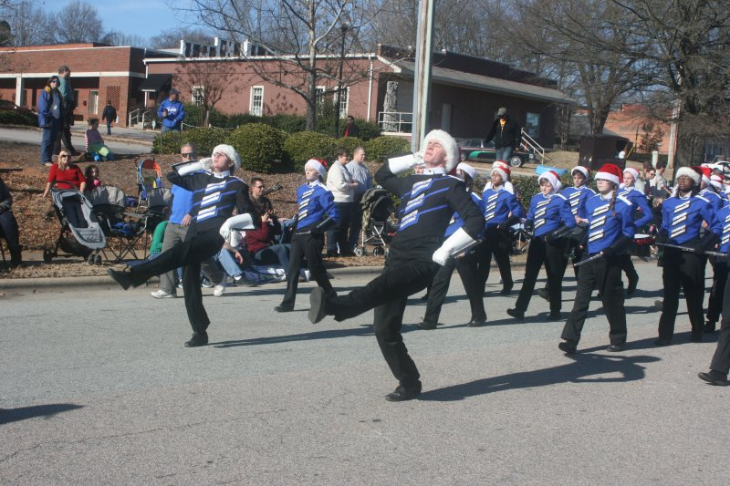 Wake Forest High School Bands Outstanding Character