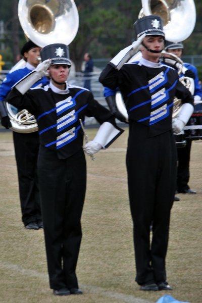 drum major