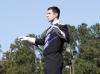 Drum Major conducting