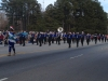 Marching in the Christmas Parade