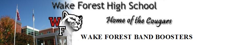Wake Forest High School Bands